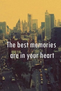 memories in heart